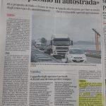 Lavori sul ponte, Il Comune «I Tir passino in autostrada»